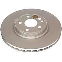 EBR1487EVC Z17 Evolution Geomet Coated Front Driver Or Passenger Side Brake Disc
