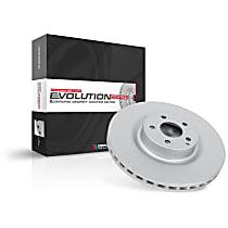 Power Stop® EBR1643EVC Rear Genuine Geomet® Coated Rotor