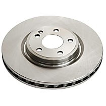 EBR1821 Autospecialty By Powerstop Front Driver or Passenger Side Brake Disc