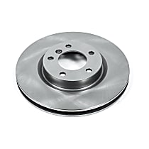 EBR466 Front Left OE Stock Replacement Brake Rotor