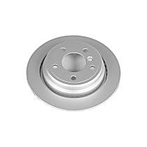 EBR497EVC Rear Genuine Geomet® Coated Rotor