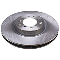 EBR665 Autospecialty By Powerstop Front Passenger Side Brake Disc