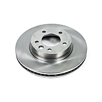 Power Stop® EBR819 Front Right OE Stock Replacement Brake Rotor
