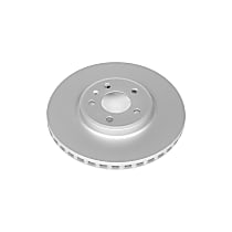 Front Genuine Geomet® Coated Rotor
