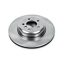 EBR840 Front OE Stock Replacement Brake Rotor