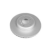 EBR840EVC Front Genuine Geomet® Coated Rotor