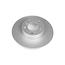 EBR858EVC Front Genuine Geomet® Coated Rotor