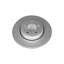 EBR865EVC Rear Genuine Geomet® Coated Rotor
