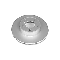 EBR870EVC Front Genuine Geomet® Coated Rotor