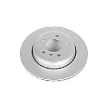 EBR874EVC Rear Genuine Geomet® Coated Rotor