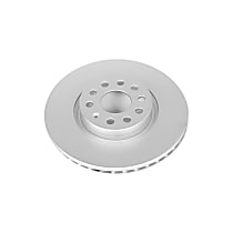 EBR898EVC Front Genuine Geomet® Coated Rotor