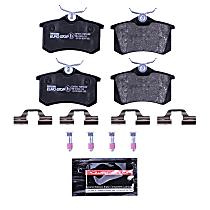ESP1811 Euro-Stop Rear Brake Pad Set