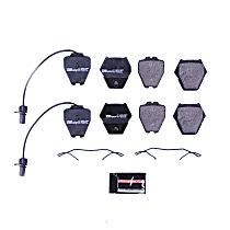 ESP2538 Euro-Stop Rear Brake Pad Set