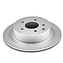 Power Stop® JBR1106EVC Rear Genuine Geomet® Coated Rotor