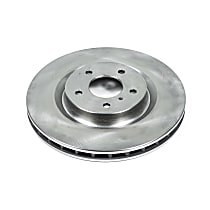 Power Stop® JBR1107 Front OE Stock Replacement Brake Rotor