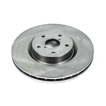 Power Stop® JBR1117 Front OE Stock Replacement Brake Rotor