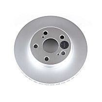 JBR1119EVC Front Genuine Geomet® Coated Rotor