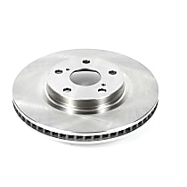 Power Stop® JBR1127 Front OE Stock Replacement Brake Rotor