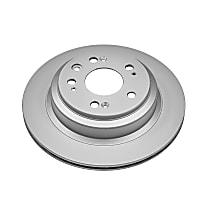 JBR1142EVC Rear Genuine Geomet® Coated Rotor