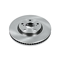 JBR1146 Front Right OE Stock Replacement Brake Rotor