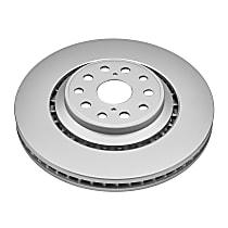 Power Stop® JBR1305EVC Front Left Genuine Geomet® Coated Rotor