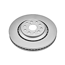 Power Stop® JBR1306EVC Front Right Genuine Geomet® Coated Rotor
