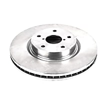 Power Stop® JBR1319 Front OE Stock Replacement Brake Rotor