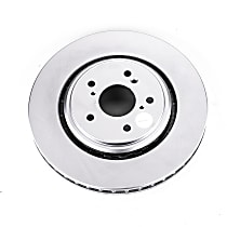Front Genuine Geomet® Coated Rotor