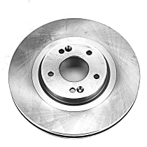 Power Stop® JBR1706 Front OE Stock Replacement Brake Rotor