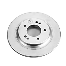 Power Stop® JBR1712EVC Rear Genuine Geomet® Coated Rotor