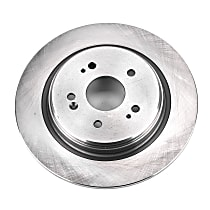 Power Stop® JBR1721 Rear OE Stock Replacement Brake Rotor