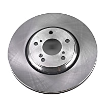 Power Stop® JBR1730 Front OE Stock Replacement Brake Rotor