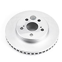 Power Stop® JBR1744EVC Front Genuine Geomet® Coated Rotor