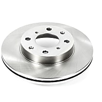 Power Stop® JBR525 Front OE Stock Replacement Brake Rotor