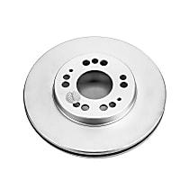 JBR583EVC Front Genuine Geomet® Coated Rotor