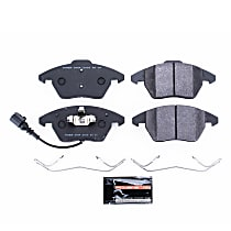 PSA-1107 Front Track Day High-Performance Brake Pads