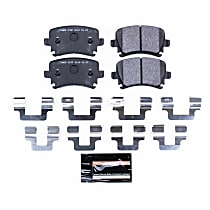 PSA-1108 Rear Track Day High-Performance Brake Pads