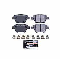 PSA-1456 Rear Track Day High-Performance Brake Pads