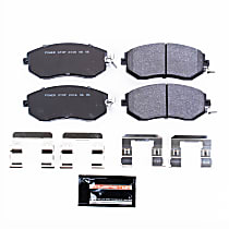 PSA-1539 Front Track Day High-Performance Brake Pads