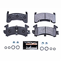 PSA-154 Front OR Rear Track Day High-Performance Brake Pads