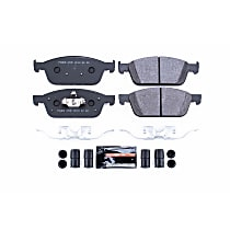 PSA-1668 Front Track Day High-Performance Brake Pads