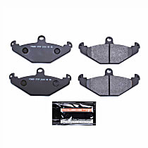 PSA-491 Rear Track Day High-Performance Brake Pads