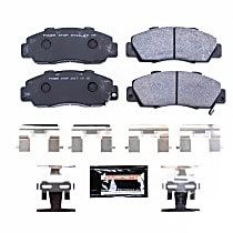 PSA-503 Front Track Day High-Performance Brake Pads