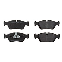 PSA-558 Front Track Day High-Performance Brake Pads