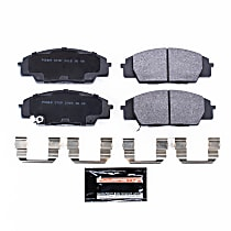 Front Track Day High-Performance Brake Pads