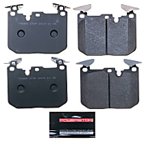 PST-1609B Front Track Day High-Performance Brake Pads