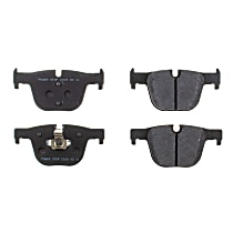 PST-1610 Rear Track Day High-Performance Brake Pads