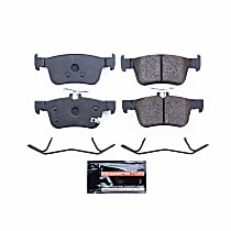 Rear Track Day High-Performance Brake Pads