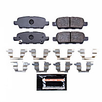 Power Stop® PST-905 Rear Track Day High-Performance Brake Pads