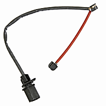 Front OR Front Left Euro-Stop Electronic Brake Wear Sensors